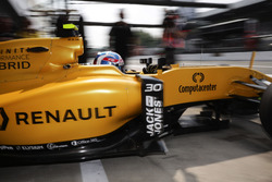 Джолион Палмер, Renault Sport F1 Team RS16