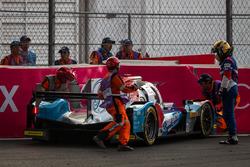 Проблемы у экипажа Виталий Петров, Кирилл Ладыгин и Виктор Шайтар, #37 SMP Racing BR01 - Nissan