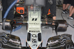 Sahara Force India F1 VJM09, ön frenler