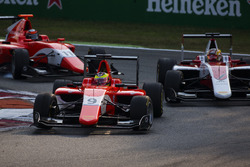 Jake Dennis, Arden International precede Charles Leclerc, ART Grand Prix e Jack Aitken, Arden International