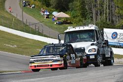 J.J. Haley, Chevrolet reçoit un peu d'aide