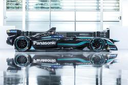 Lançamento da equipe Jaguar de F-E