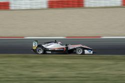 George Russell HitechGP Dallara F312 - Mercedes-Benz