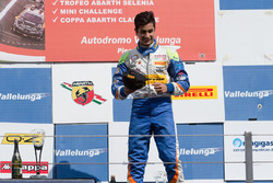 Race 3 podium: second place Kush Maini, BVM Racing