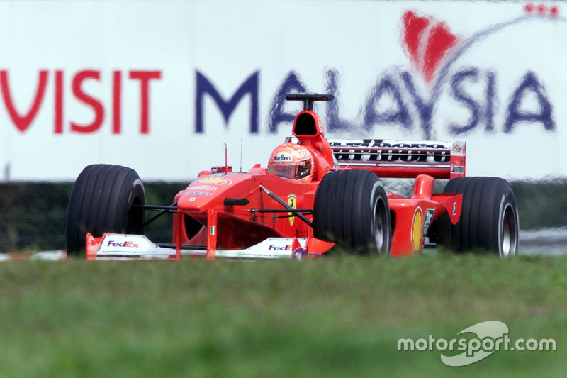 32. Malasia 2000, Ferrari F1-2000