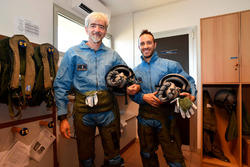 Luigi Dall'Igna, Ducati Team; Andrea Dovizioso, Ducati Team