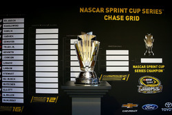 NASCAR Sprint Cup Series Champion trophy