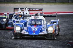 #35 Baxi DC Racing, Alpine A460 - Nissan: David Cheng, Ho-Pin Tung, Nelson Panciatici