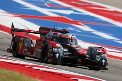 #7 Audi Sport Team, Joest Audi R18: Marcel Fässler, Andre Lotterer, Benoit Tréluyer