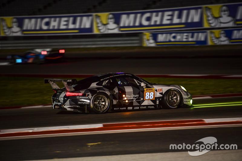 5. GTE-Am: #88 Proton Racing, Porsche 911 RSR: Khaled Al Qubaisi, David Heinemeier Hansson, Kevin Estre