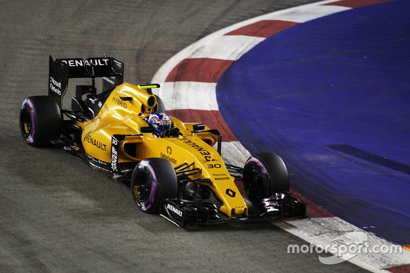 18. Jolyon Palmer, Renault Sport F1 Team RS16