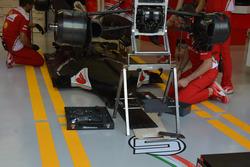 Ferrari SF16-H, front