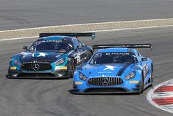 #56 Black Falcon Mercedes-AMG GT3: Oliver Morley, Miguel Toril, Maro Engel