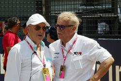 Claudio Berro, Leopard Racing and Claudio Bortoletto, Mulsanne Racing.