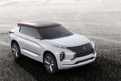 Mitsubishi GT-PHEV Concept aankondiging