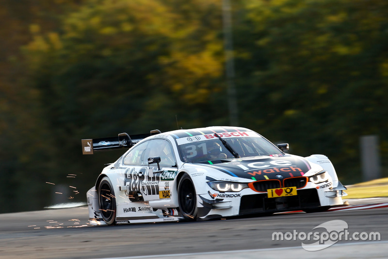 13. Tom Blomqvist, BMW Team RBM, BMW M4 DTM