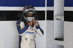 #7 Villorba Corse, Ligier JSP3 - Nissan: Roberto Lacorte