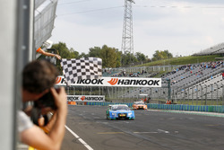 Sieg für Edoardo Mortara Audi Sport Team Abt Sportsline, Audi RS 5 DTM