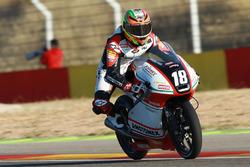 Gabriel Martinez-Abrego, Motomex Team Worldwide Race