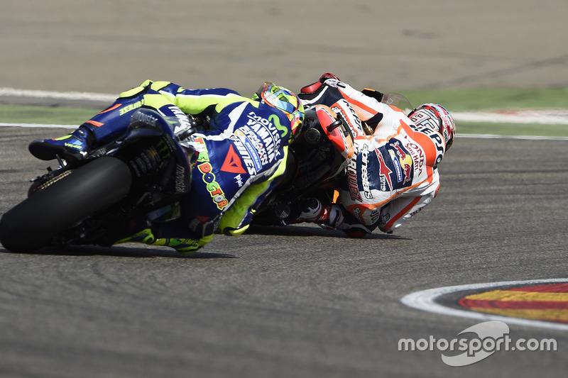 #28 MotoGP Aragon 2016