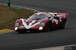#99 Lola T70 MK3B (1971): Paul Gibson, Chris Ward