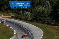 #75 Compass360 Racing Audi S3: Jayson Clunie, Matthew Keegan, #74 Compass360 Racing Audi S3: Jim McGuire, Nico Rondet