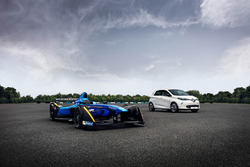 Apresentação Renault e.dams Z.E. 16