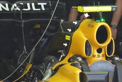 Renault-Entlüftung
