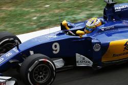 Маркус Эрикссон, Sauber C35