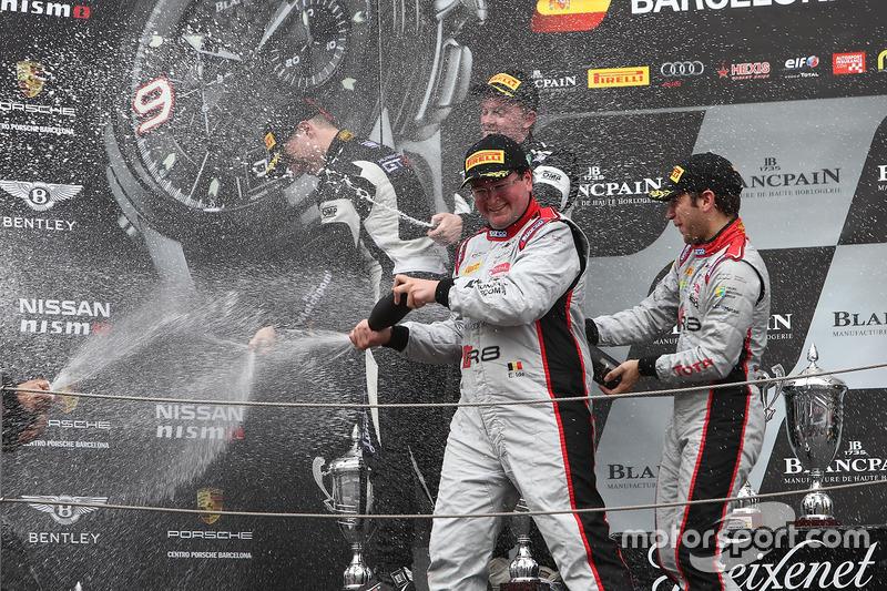 Enzo Ide: kampioen Blaincpain Sprint Cup
