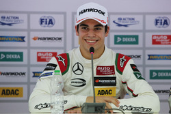 Press Conference: Lance Stroll, Prema Powerteam Dallara F312 – Mercedes-Benz