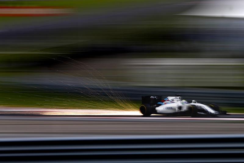 F1, Sepang 2016: Felipe Massa, Williams FW38