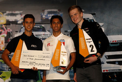 Bester Rookie: Tom Lautenschlager, Liqui Moly Team Engstler, VW Golf GTI TCR; 2. Dominik Fugel, Team Honda ADAC Sachsen, Honda Civic TCR; 3. Mike Beckhusen, Lubner Motorsport, Opel Astra TCR