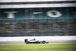 MotoGP-Champion Jorge Lorenzo im Mercedes AMG F1 W05