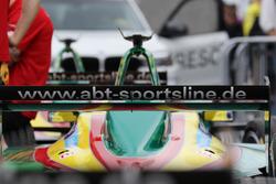 Una monoposto ABT Schaeffler Audi Sport