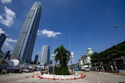 Der Stadtkurs in Hongkong