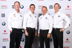 Tony Longhurst, Steve Richards, Mark Skaife e Russell Ingall