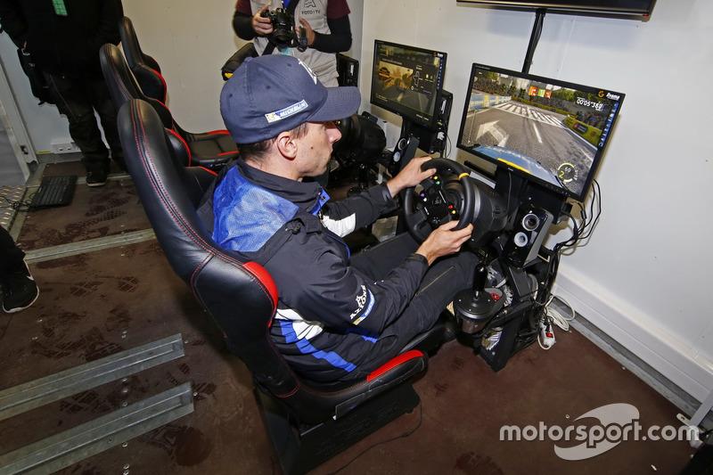 Ерік Камійі, M-Sport Ford Fiesta WRC
