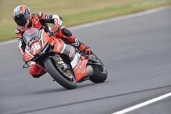 Leandro Mercado, Aruba.it Ducati SuperStock 1000 Junior Team