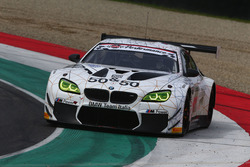 #50 BMW M6 GT3, BMW Team Italia: Alex Zanardi