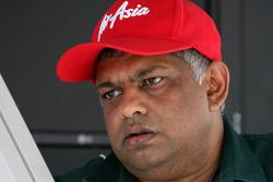 Tony Fernandes, Team Lotus F1