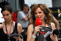 Spanish TV girls