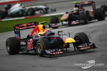 Red Bull needs KERS in China