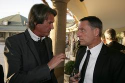 Hermann Tomczyk, ADAC Sport President and Christian Schacht