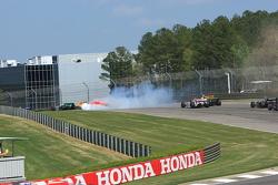 Raphael Matos, AFS Racing spins