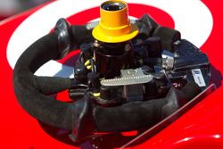 Steering wheel of Dario Franchitti, Target Chip Ganassi Racing