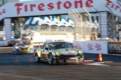 #11 JDX RacingPorsche 911 GT3 Cup: Nick Ham, Scott Blackett