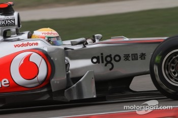 Hamilton won the Chinese Grand Prix and is one of the favorites