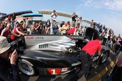 #1 Audi Sport Team Joest Audi R18 TDI