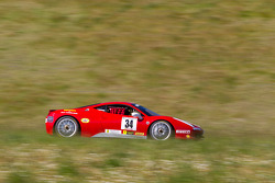#34 Ferrari of Ft. Lauderdale Ferrari 458 Challenge: David Knobel